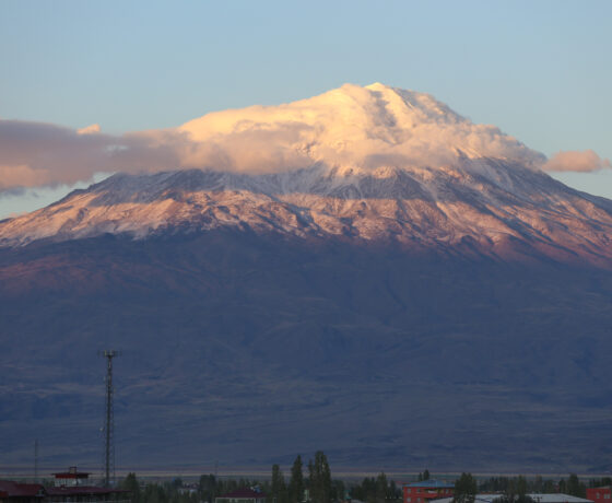 Mount Ararat (Ağrı Dağı)